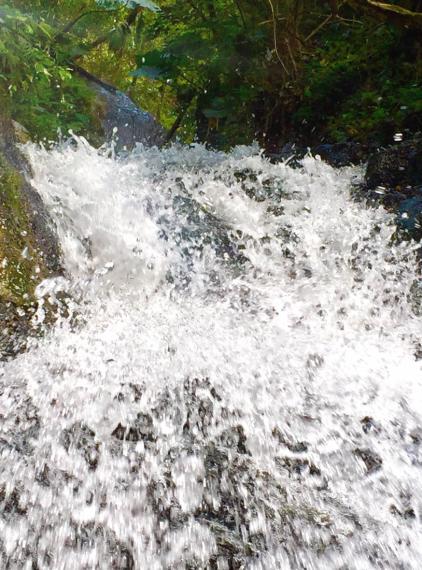 瀑布-河流-湖泊