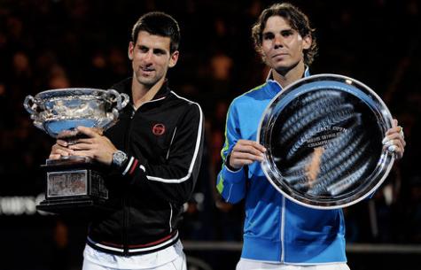 2012澳網決賽