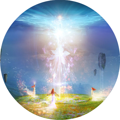 神性療癒空間 divine healing