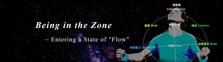 entering a stsate of flow
