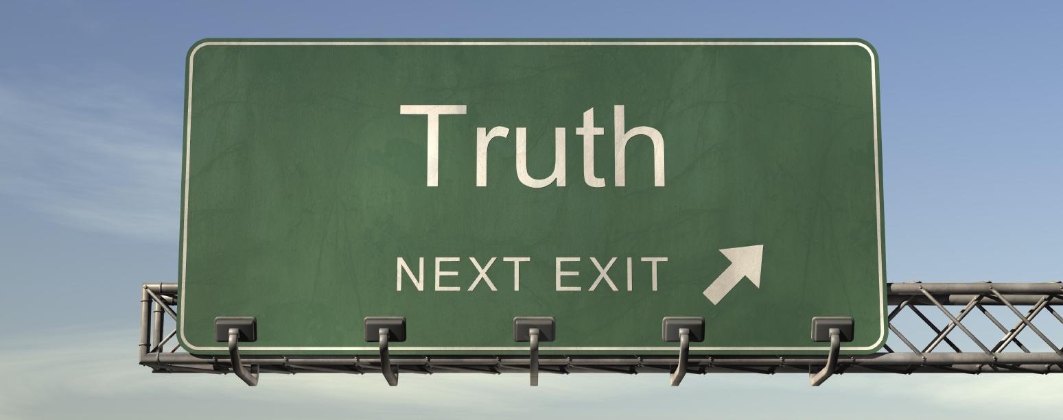 當你發現了真理
